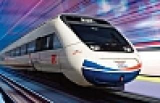 Diyarbakır'a Hızlı Tren
