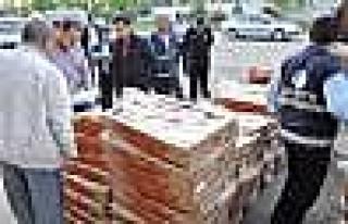 Diyarbakır'da Bir Haftada 15 Ton Bozuk Tavuk Eti...