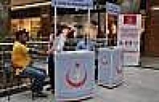 Diyarbakır'da 'hipertansiyon Haftası' Etkinlikleri...