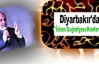 Diyarbakır'da,