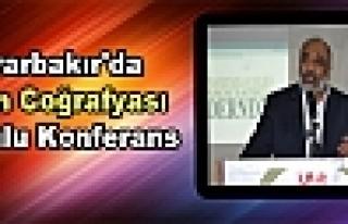 Diyarbakır'da İslam Coğrafyası Konulu Konferans...