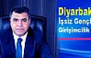 Diyarbakır'da İşsiz Gençler İçin Girişimcilik...