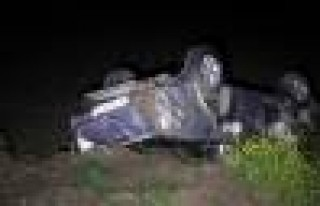 Diyarbakır'da Kaza 1 Yaralı