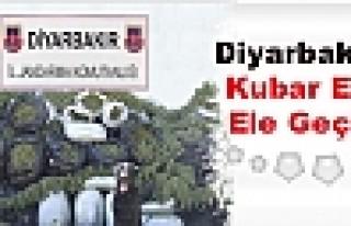 Diyarbakır'da Kubar Esrar Ele Geçirildi