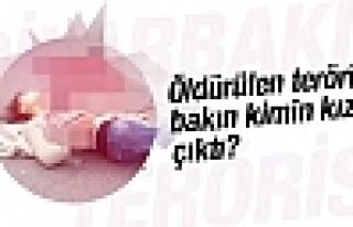 Diyarbakır'da öldürülen terörist bakın kimin...