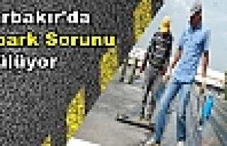 Diyarbakır'da Otopark Sorunu Çözülüyor