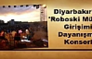 Diyarbakır'da 'Roboski Müzesi Girişimi Dayanışma...