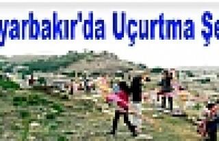 Diyarbakır'da Uçurtma Şenliği
