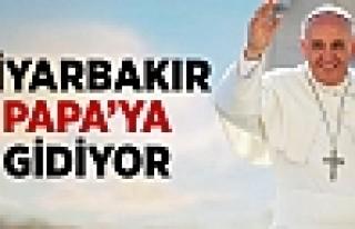 Diyarbakırlı Heyet Papa'yı Ziyaret Edecek