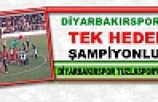 DİYARBAKIRSPOR'DA TEK HEDEF ŞAMPİYONLUK