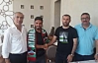 Diyarbakırspor'da Transfer Başladı