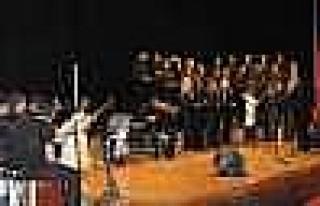 Dü'de Türk Halk Müziği Konseri