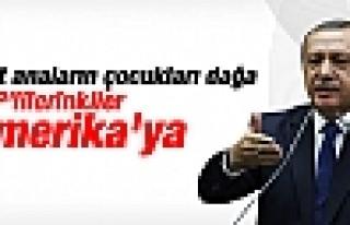 Erdoğan'dan BDP'li vekillere tepki