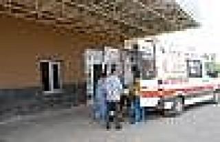 Ergani'de Yolcu Minibüsü Takla Attı: 20 Yaralı...