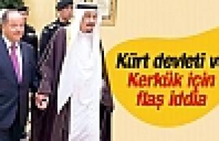 Flaş iddia! Kürt devleti ilan edilecek ve Kerkük...