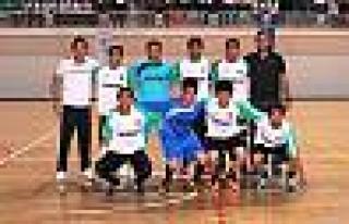 Futsal Heyecanı Sona Erdi