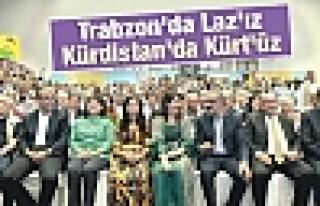 HDP kongresinde Türkiye partisiyiz mesajı