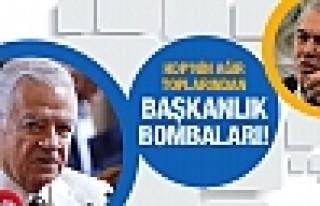 HDP'nin ağır toplarından Başkanlık bombaları!