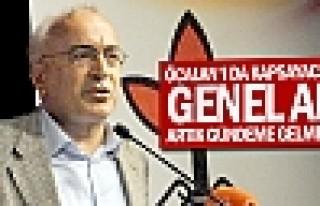 İhd Başkanı Türkdoğan: Öcalan'ı Da Kapsayacak...