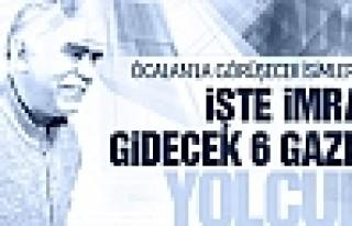 İşte Öcalan'la görüşecek 6 gazeteci!