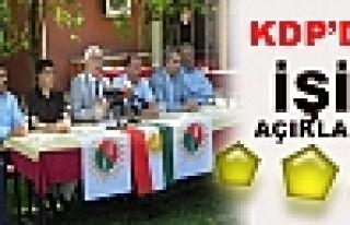 KDP'DEN ISID AÇIKLAMASI