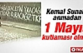 Kemal Sunal Köşeyi Dönen Adam 1 Mayıs sahnesi