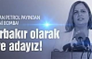 Kışanak: Diyarbakır olarak AB'ye adayız!