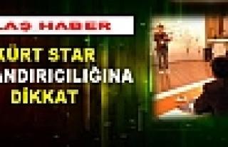 'KÜRT STAR' DOLANDIRICLIĞINA DİKKAT