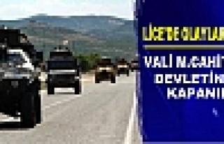 Lice'de Olaylar Sürüyor, Vali Kıraç: Devletin...