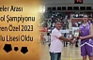 Liseler Arası Basketbol Şampiyonu Güngören Özel...