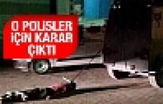 Lokman Birlik'i sürükleyen polisler meslekten atıldı