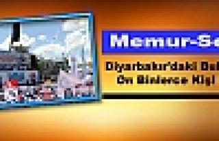 Memur-Sen: Diyarbakır'daki Buluşmaya On Binlerce...