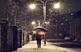 Meteorolojiden Diyarbakır'a Kar Uyarısı