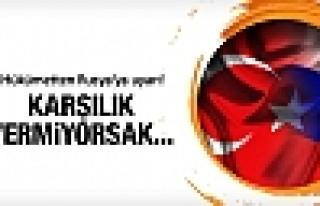 Mevlüt Çavuşoğlu: Bizim de sabrımız sınırsız...