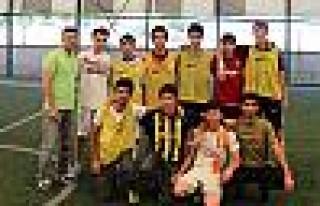 Nike Diyarbakır Şampiyonu Rekabet Kurumu