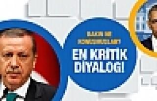 Obama ve Erdoğan bakın ne konuşmuş! Kritik diyalog