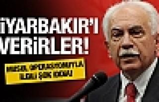Perinçek'ten şok iddia! Türkiye Diyarbakır'ı...