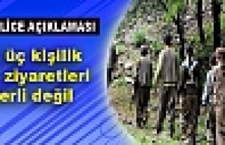 PKK: Artık üç kişilik İmralı ziyaretleri yeterli...