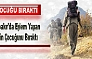 PKK, Biri Diyarbakır'da Eylem Yapan İki Ailenin...