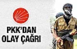 PKK'dan CHP'ye 'HDP'ye katıl' çağrısı