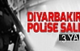 Polise saldırı: 3 yaralı