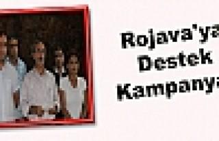 Rojava'ya Destek Kampanyası