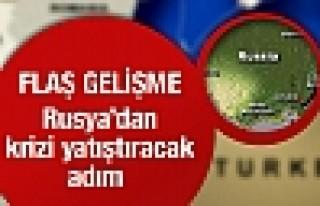 Rusya Türkiye uçak krizini yatıştıracak flaş...