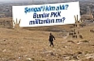 Şengal'i PKK mı ele geçirdi? Büyük kriz patladı