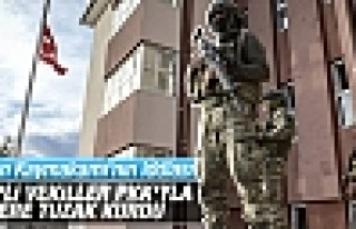 Silvan Kaymakamı: HDP'liler bizi ölüme gönderdi
