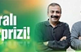 Sırrı Süreya'lı HDP heyeti İmralı yolunda!