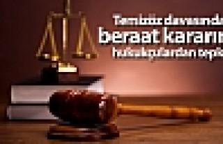 Temizöz davasında beraat kararına hukukçulardan...