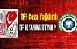 TFF Profesyonel Futbol Disiplin Kurulu Ceza Yağdırdı
