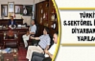 Türkiye 5. Sektörel İş Formu Diyarbakır'da