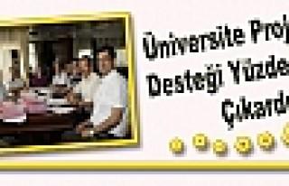 Üniversite Projelere Desteği Yüzde 50'ye Çıkardı